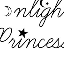 Moonlight Princess Sticker