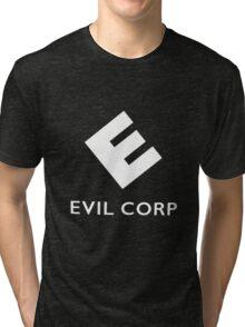 Evil Corp Tri-blend T-Shirt