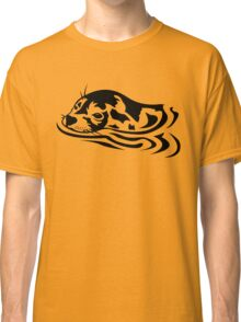 Swimming Seal Classic T-Shirt