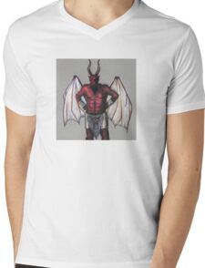 Life Serial - Jonathan's Demon - BtVS S6E5 Mens V-Neck T-Shirt