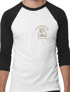 Earthbending Men's Baseball ¾ T-Shirt