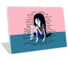 Marceline - I Remember You Laptop Skin