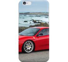 Red Ferrari 360 Challenge Stradale iPhone Case/Skin