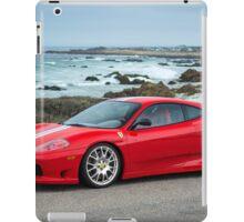 Red Ferrari 360 Challenge Stradale iPad Case/Skin