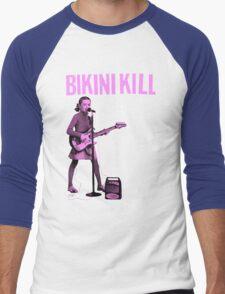BIKINI KILL Punk Rock Feminism (Version 2) Men's Baseball ¾ T-Shirt