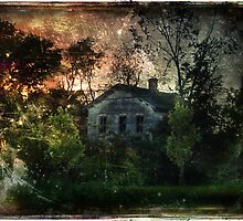 The Ghost House by AlexKujawa