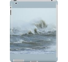 Gale Warning - Diamond Shoals Outer Banks NC iPad Case/Skin