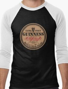 Old Style Guinness Logo - David Gilmour Men's Baseball ¾ T-Shirt