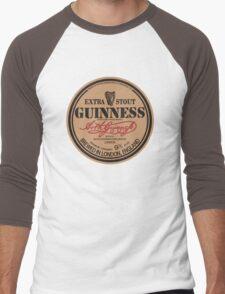 Old Style Guinness Logo - David Gilmour Men's Baseball ¾ T-Shirt