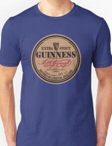 Old Style Guinness Logo - David Gilmour Unisex T-Shirt
