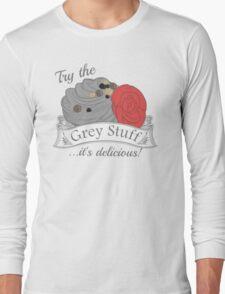 Try the Grey Stuff Long Sleeve T-Shirt