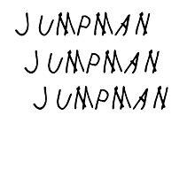 Jumpman Drake Photographic Print