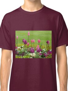 Tulips and Primroses Classic T-Shirt