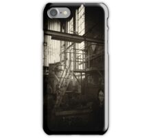 Abandoned Factory - Interior iPhone Case/Skin