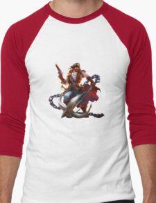 Gangplank Men's Baseball ¾ T-Shirt