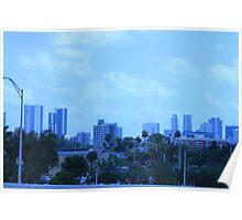 Miami Flordia Poster