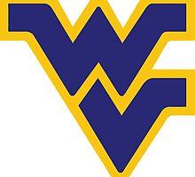 West Virginia Mountaineers by zachsuchanek