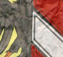 NUE Wappen  Sticker