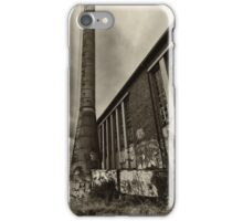 Abandoned Factory - Exterior iPhone Case/Skin