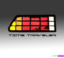Time Traveler Poster by Cat Games Inc