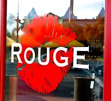 Red Lips - Levres Rouges by Buckwhite