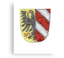 NUE Wappen Canvas Print