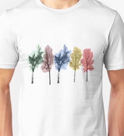 Five Trees T-Shirt Unisex T-Shirt