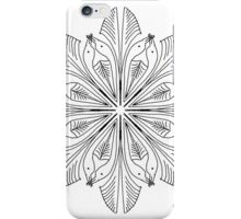 Swan Flight iPhone Case/Skin