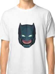 batman vs superman mask Classic T-Shirt