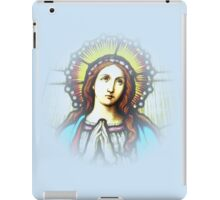 Stained glass window graphic iPad Case/Skin