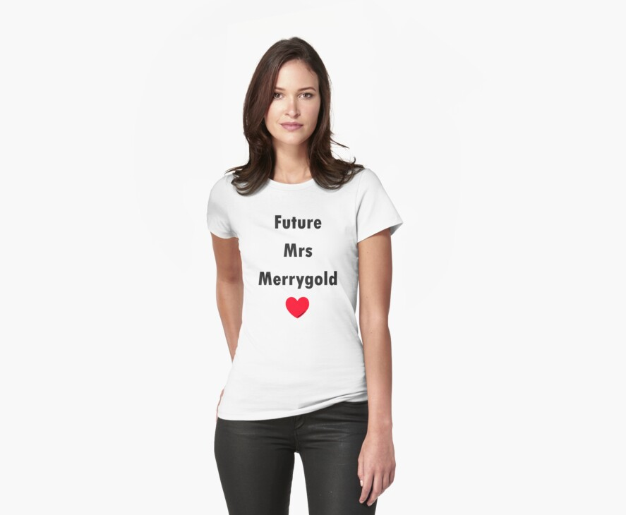 Future Mrs Merrygold by meldevere