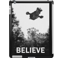 Believe - Serenity iPad Case/Skin