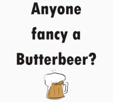 Anyone Fancy a Butterbeer? T-Shirt