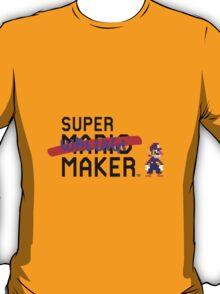 Super Waluigi Maker T-Shirt