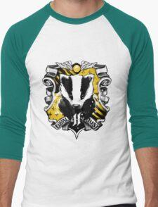 H Crest Men's Baseball ¾ T-Shirt