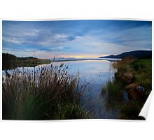 Captain Cook Creek, Bruny Island, Tasmania HDR Poster