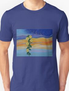 Evening Primrose at Sunset Unisex T-Shirt
