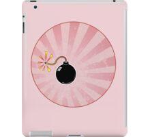 Pink Blast iPad Case/Skin