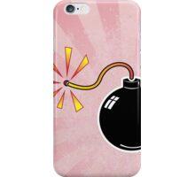 Pink Blast iPhone Case/Skin