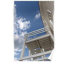 New Perspective - Woodbridge Tide Mill Poster