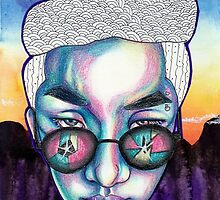 Zion. T in the Sunset by nolerp