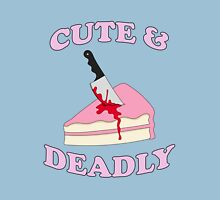 Cute & Deadly Womens Fitted T-Shirt