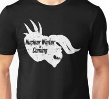 NUCLEAR WINTER IS COMING#2 Unisex T-Shirt