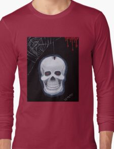 Rick Eddie Bones Long Sleeve T-Shirt