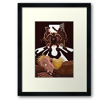 Good morning, Goldimullet!  Framed Print