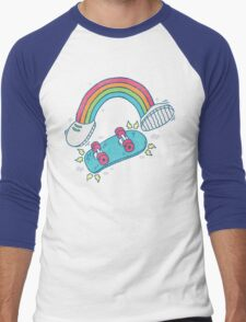 RADBOW! Men's Baseball ¾ T-Shirt