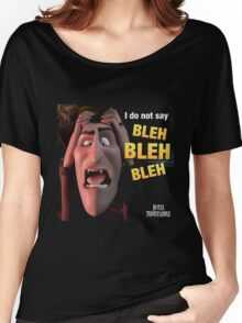 confuse drac the hotel transylvania 2 Women's Relaxed Fit T-Shirt