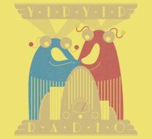 Yip-Yip Discover Radio! Baby Tee