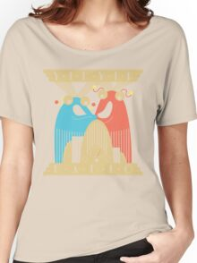 Yip-Yip Discover Radio! Women's Relaxed Fit T-Shirt