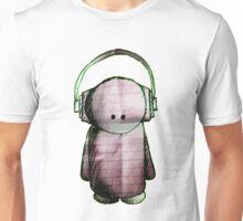 Head Phone Man Unisex T-Shirt